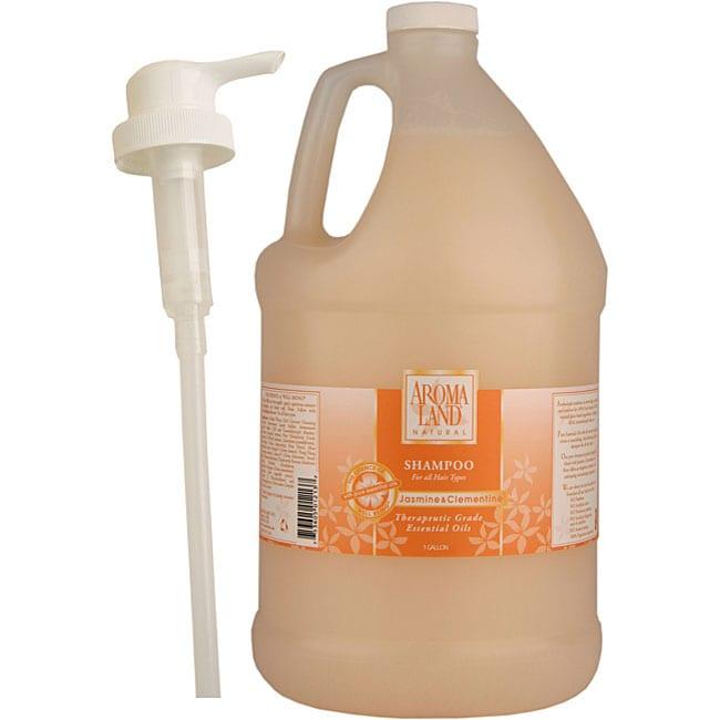 Aromaland Jasmine and Clementine 1-gallon Shampoo