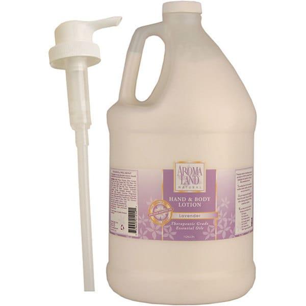 Aromaland 1-gallon Lavender Body Lotion