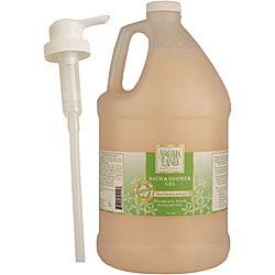 Aromaland 1-gallon Tea Tree/ Lemon Shower Gel