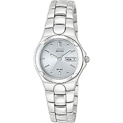 Citizen Women's EW3030-50A Eco-Drive Stainless Steel Watch