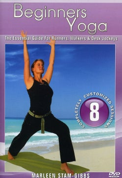 Yoga For Beginners: The Essential Guide For Runners, Walkers & Desk Jockeys (DVD)