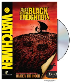 Watchmen: Tales of the Black Freighter (DVD)