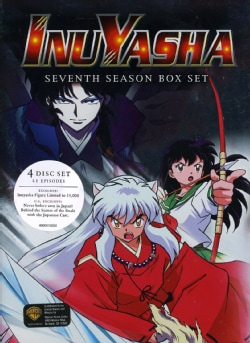 Inuyasha Season 7 Box Set (Deluxe Edition) (DVD)
