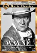 John Wayne: The Ultimate Collection 25 Movie Pack (DVD)