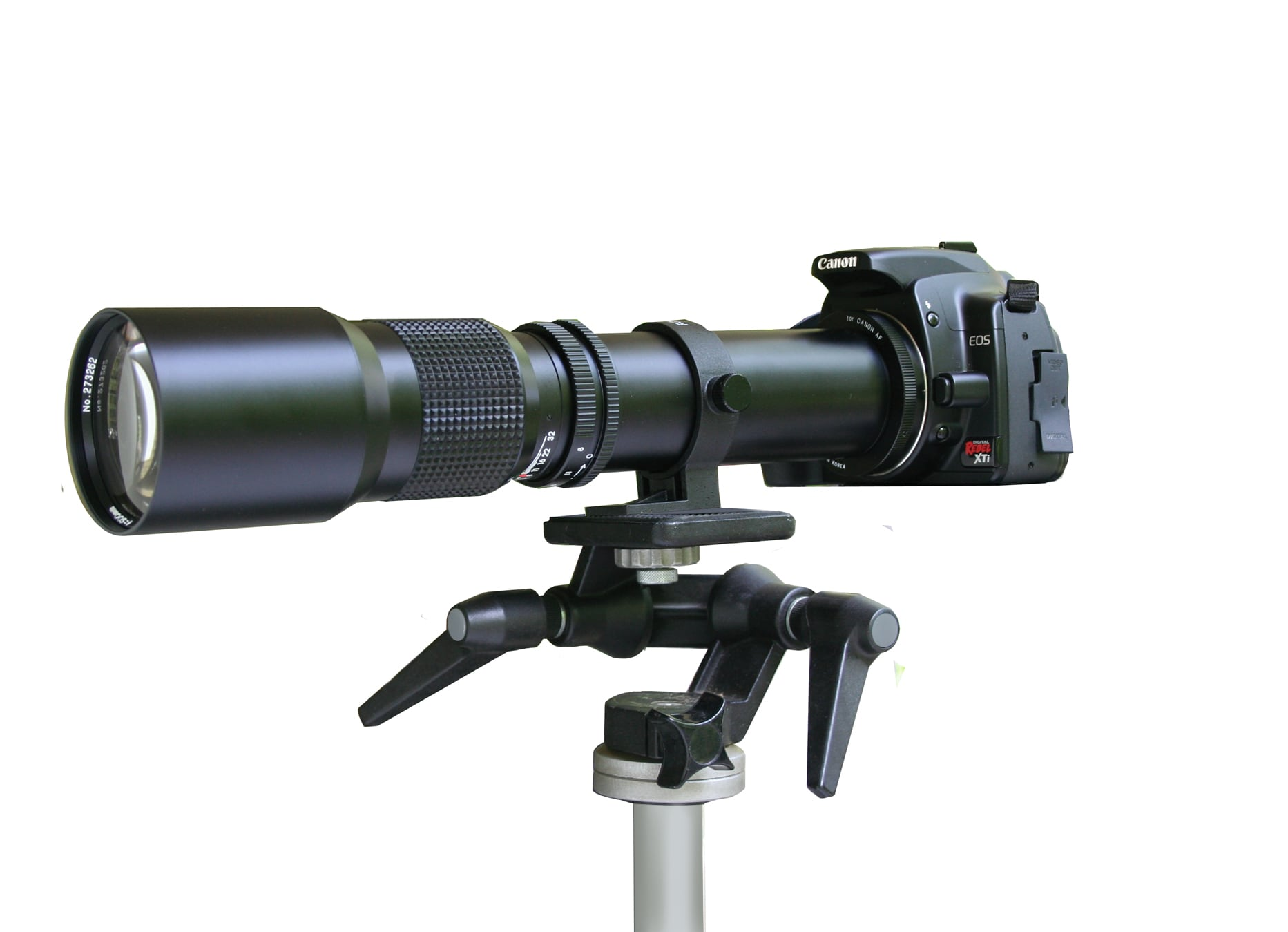 Rokinon 500mm/1000mm Telephoto Lens for Canon EOS