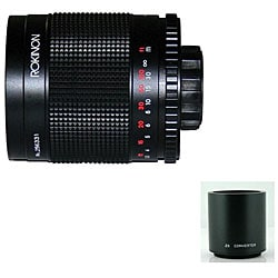 Rokinon 500mm/ 1000mm Mirror Lens for Nikon