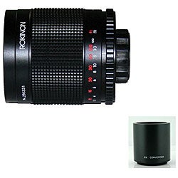 Rokinon 500mm/ 1000mm Mirror Lens for Sony Alpha