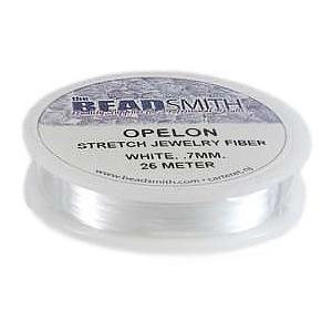 Beadaholique Opelon Floss 164-foot Stretch Bead Cord