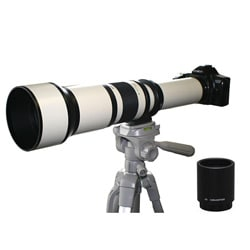 Rokinon 650-2600mm Telephoto Zoom Lens for Nikon