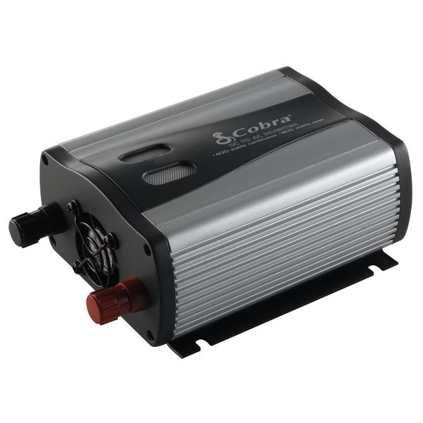 Cobra 400 W DC-to-AC Power Inverter