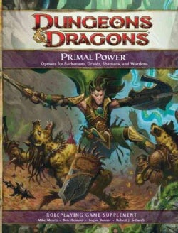 Primal Power (Hardcover)