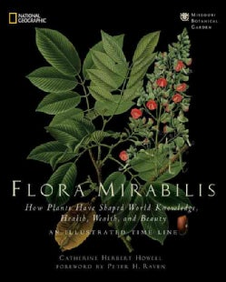 Flora Mirabilis: How Plants Have Shaped World Knowledge, Health, Wealth, and Beauty (Hardcover)