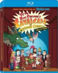 Seth MacFarlane's Cavalcade Of Cartoon Comedy (Blu-ray Disc)