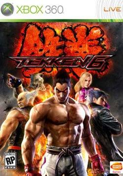 Xbox 360 - Tekken 6 - By Namco/Bandai