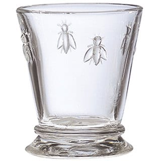 La Rochere Napoleon Bee Old Fashioned Glasses (Set of 6)