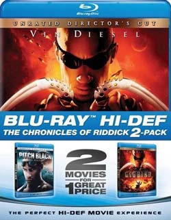 The Chronicles of Riddick/Pitch Black (Blu-ray Disc)