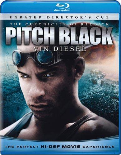Pitch Black (Blu-ray Disc)