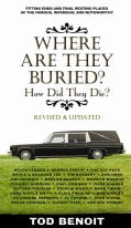 Where Are They Buried?: How Did They Die? Fitting Ends and Final Resting Places of the Famous, Infamous, and Note... (Paperback)