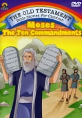 Moses and the 10 Commandments (DVD)