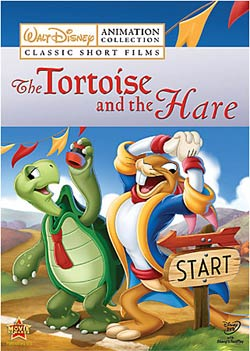 Disney Animation Collection Vol. 4 (The Tortoise And The Hare) (DVD)