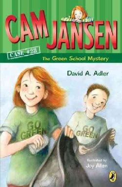 Cam Jansen and the Green School Mystery (Paperback)