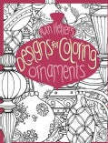 Ruth Heller's Designs for Coloring Ornaments (Paperback)