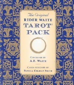 The Original Rider Waite Tarot Pack (Cards)