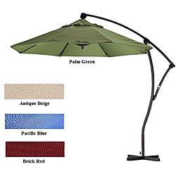 Cantilever Premium Aluminum 9-foot Umbrella
