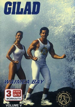 Gilad: Bodies In Motion V- Waimea Bay (DVD)