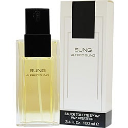 Sung by Alfred Sung Women's 3.4-ounce Eau de Toilette Spray
