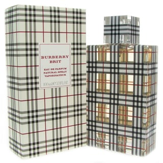Burberry Brit Women's 3.4-ounce Eau de Parfum Spray