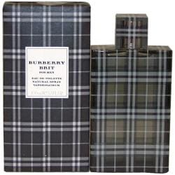 Burberry 'Burberry Brit' Men's 3.4-ounce Eau de Toilette Spray
