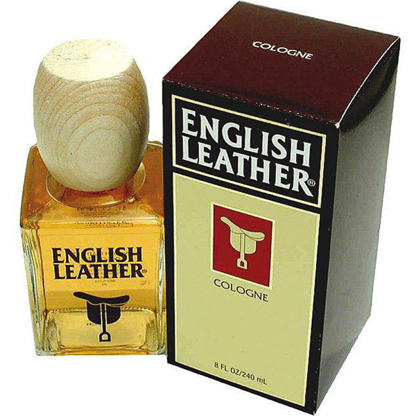 Dana English Leather Men's 8-ounce Cologne