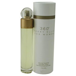 Perry Ellis 360 Degrees Women's 3.4-ounce Eau de Toilette Spray