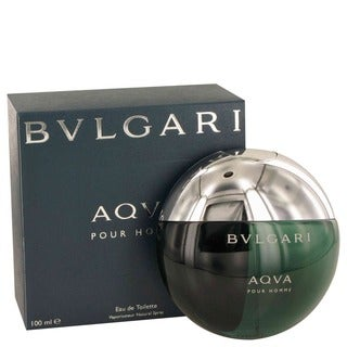 Bvlgari Aqua 3.4-ounce Men's Eau de Toilette Spray