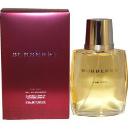 Burberry 3.3-ounce Men's Eau de Toilette Spray
