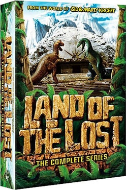 Land of the Lost - Complete Series (DVD)