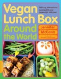 Vegan Lunch Box Around the World: 125 Easy International Lunches Kids and Grown-Ups Will Love! (Paperback)