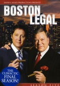 Boston Legal Season 5 (DVD)