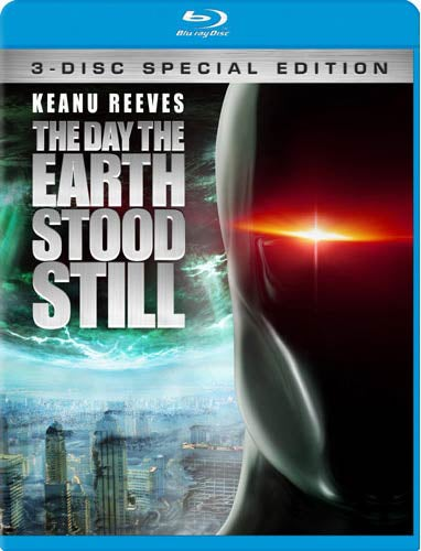 The Day The Earth Stood Still (Special Edition) (Blu-ray Disc)