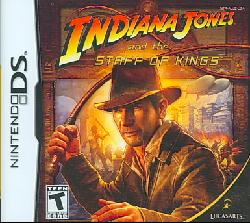 Nintendo DS - Indiana Jones and the Staff of Kings