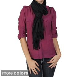Journee Collection Women's Luxury Shawl