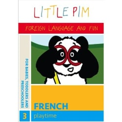 Little Pim French: Playtime (Disc 3) (DVD)