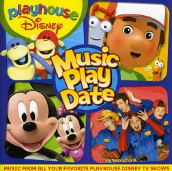 Various - Playhouse Disney: Music Play Date