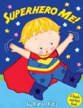 Superhero Me! (Board book)