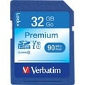 Verbatim Premium 32 GB Secure Digital High Capacity (SDHC)