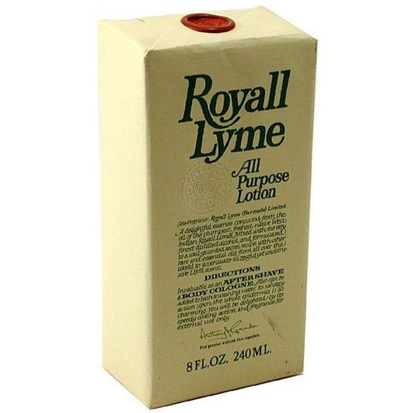Royall Fragrances Royall Lyme Men's 8-ounce Lotion