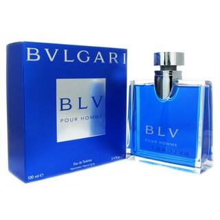 Bvlgari BLV Men's 3.4-ounce Eau de Toilette Spray
