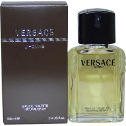 Gianni Versace L'homme 3.3-ounce Men's Eau de Toilette Spray