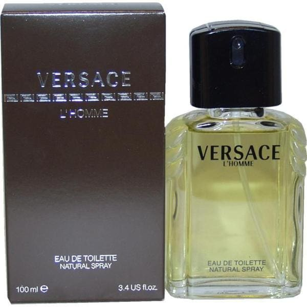 Gianni Versace Lhomme 3.3-ounce Men's Eau de Toilette Spray